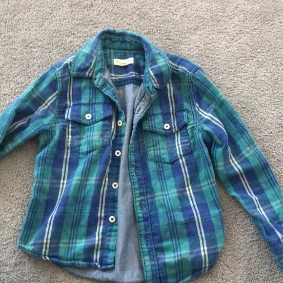 f4d67e866 Tucker + Tate Shirts & Tops | Boys Button Down Soft Flannel Shirt ...